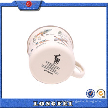 2015 New Products Novelty Enamel Drinking Cup Drink Cup