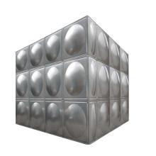Réservoir d'eau adoucisseur d'acier inoxydable ou acier au carbone