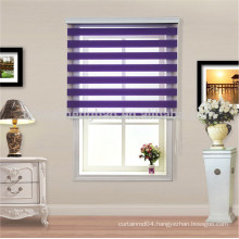 Latest home decor window blinds windows zebra roller blind