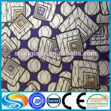 Супер восковая ткань 100% хлопчатобумажная ткань 40хх40х 96х96