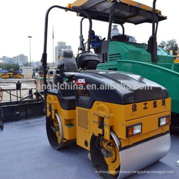 China mini compactador de rolos de estrada XMR08 com bom preço