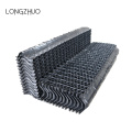 High Efficient Cellular PVC Cooling Tower Drift Eliminator