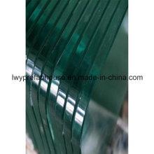 Geïsoleerde Low E getemperd glas met gekromde rand voor decoratie (LWY-LG06)