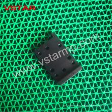 Conector de aluminio OEM por mecanizado CNC
