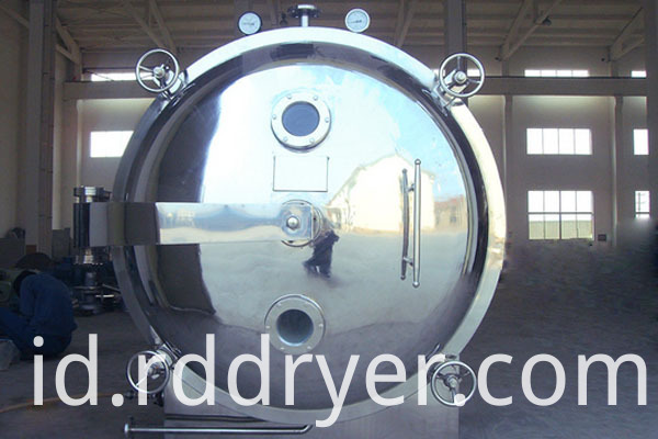 Explosive Raw Material Drying Equipment