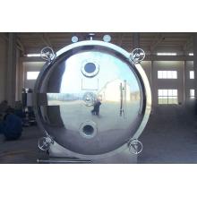 Secador de vácuo estático circular YZG