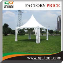 Tente de pagode de camping 6x6m pour les événements en plein air en provenance de Chine