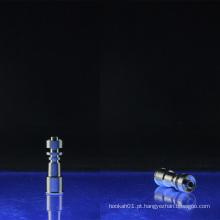 Prego de titânio feminino Domeless para 10mm e 14mm (ES-TN-007)