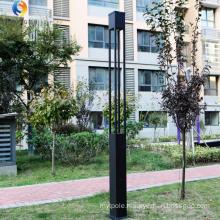 3 Meters Modern Outdoor Lighting Pole Led Street Light Pillar Light Yard