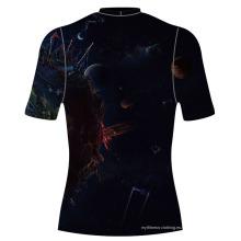 Camiseta sublimado de alto rendimiento