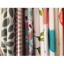 polyester printed fabrics