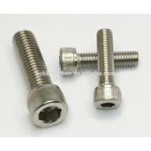 Hohe Qualität M3 stärkste Stahl / Edelstahl Anodized Sign Socket Screw