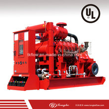 Emergency UL List Fire Fighting Water Pump with Diesel Engine