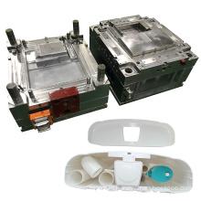Manufacture Precision Injection Molding Flush Tank Mould Maker Mold Custom Plastic Parts