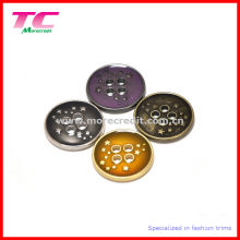 Fancy Metal Shirt Buttons with Colorful Enamel for Quality Apparel (TC-BU116)