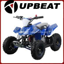 Upbeat Crianças 49cc Mini ATV Quad, mais barato 49cc ATV