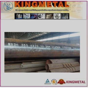 ВБ 36 15NiCuMoNb5 сплава бесшовных стальных труб
