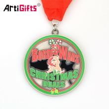 Kinder Fiesta Miraculous Award Blank Jiu-Jitsu Judo-Medaille benutzerdefinierte Großhandel