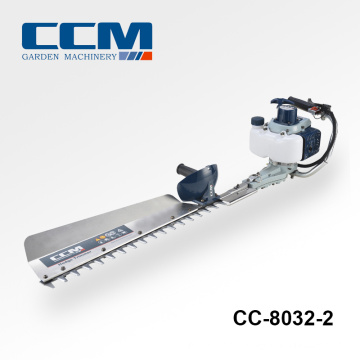 NEW type hedge knife !one-edage blade 22.5cc CCM320B hedge trimmer in China
