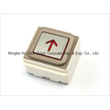 Interruptor táctil elevable Toshiba con LED