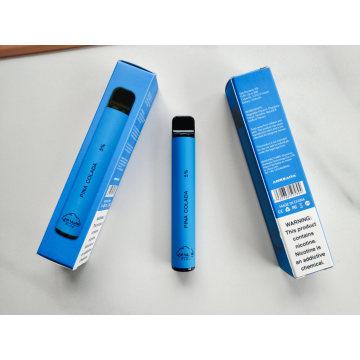 Disposable Electronic Cigarette1000 Puffs 550mAh