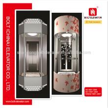 China Observation Glass Aufzug LIft