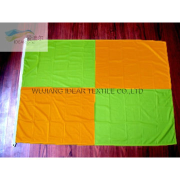 100% Polyester Outdoor Knitted Multicolor Flags