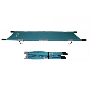 I-Lightweight Hospital i-Aluminium Double Folding Stretcher