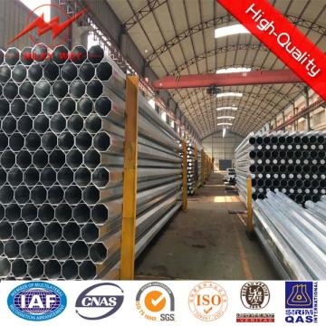 Overhead Transmission Galvanized Steel Pipe