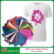 Qing yi transfert de chaleur vinyle pour t-shirt