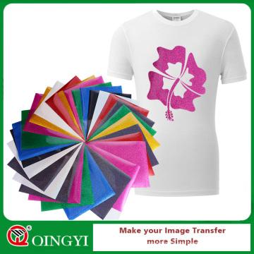Qing yi heat transfer vinyl for t shirt