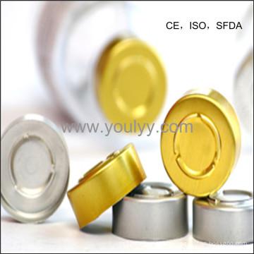 Tapa de aluminio de 28 mm