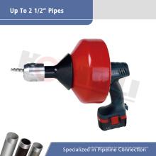 Limpiador sin cuerda del tubo de desagüe del fabricante de China