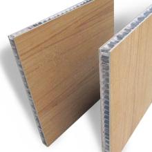 Panel de nido de abeja de aluminio de revestimiento personalizado