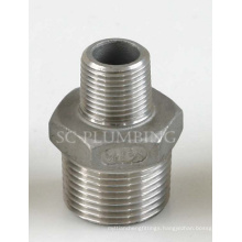 Stainless Steel Pipe Fittings-Reducing Hexagon Nipples
