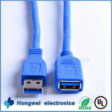 High Speed ​​USB3.0 Am zu Af Kabel Blau Kabel