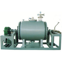 Secadora de rastra de vacío de la serie ZPG 2017, secador de congelación al vacío SS, horno de transporte comercial en polvo