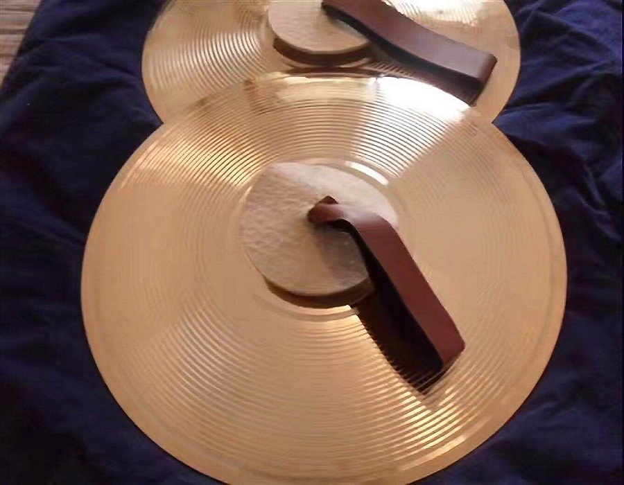 Percussion Instruments Marching Cymbals