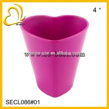 Dia dos Namorados Coração em forma de copo de bebida melamina