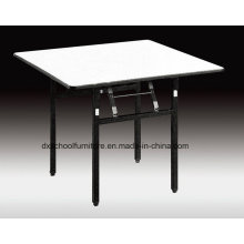 Wooden Folding Dining Table for Restaurant and Hotel