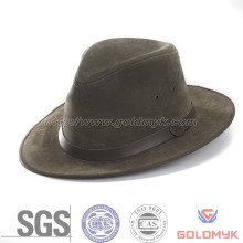 100% Leather Cowboy Hat (GK03-S1003)