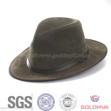 100% Leather Cowboy Hat (GK03-S1003)