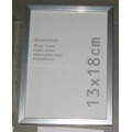 13X18cm Aluminum Photo Frame