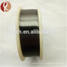 Prix de gros de treillis métallique de tungstène d'armure toile