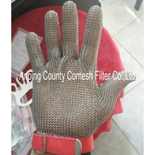 Safety Mesh Cut Resistant Stainless Steel Gloves