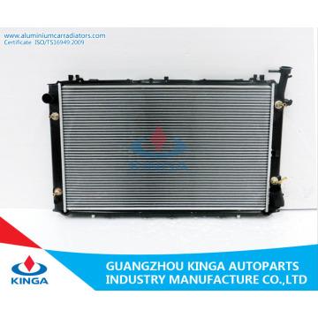 Autokühler mit Aluminiumkern und Kunststofftank für Nissan Petrol Y60 OEM 21460-1y060