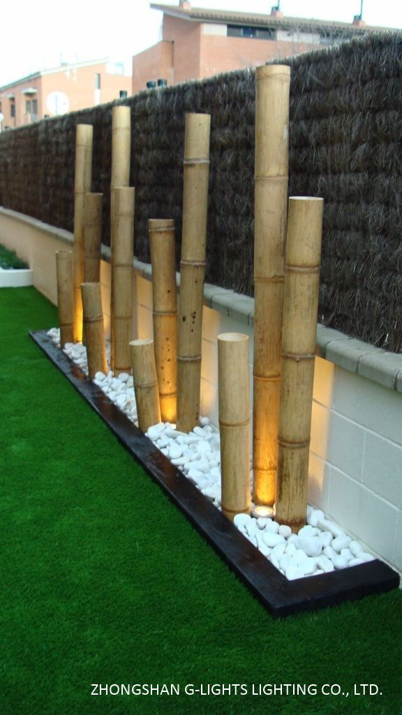 Home Bamboo Light
