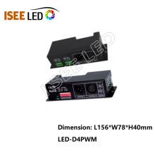 Канал светодиодный RGB DMX декодер 4 LED диммер