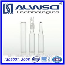Viales de cáscara de 1 ml viales de inyección automática