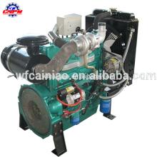 moteur diesel fabricant utilisation du générateur K4100ZD moteur marin